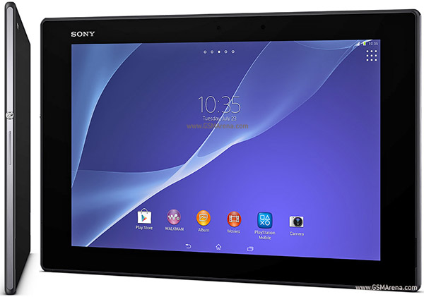 Sony Xperia Z2 Tablet Wi-Fi 16GB SGP512
