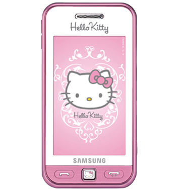 Samsung S5230 Hello Kitty