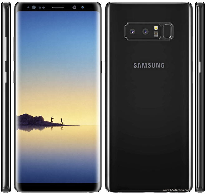 Samsung Galaxy Note 8 256GB Dual N950