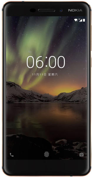 Nokia 6.1 (6 2018) 32GB 2nd Generation Dual